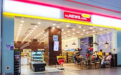 MYNews to operate S. Korea's CU stores under 10-year deal