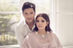 Celebrity couple Fazura and Fattah Amin reveal their baby's name