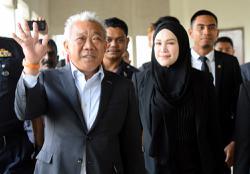 Covid-19: Bung, Zizie's corruption trial postponed