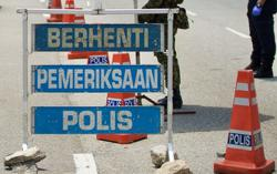 Police to set up four roadblocks in Kajang district under conditional MCO