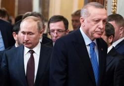 Turkey's Erdogan, Russia's Putin discuss Nagorno-Karabakh conflict on phone