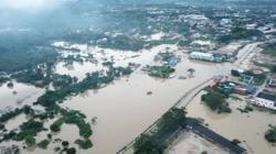 Flash floods, landslides hit 20 provinces in Thailand