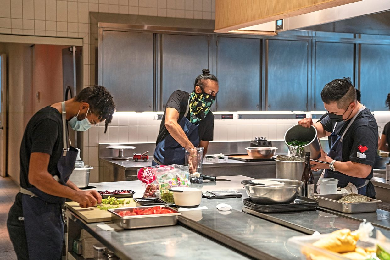 Hit hard by the global Covid-19 pandemic, not many good restaurants and hotels are currently actively hiring fresh culinary arts graduates. — Bloomberg