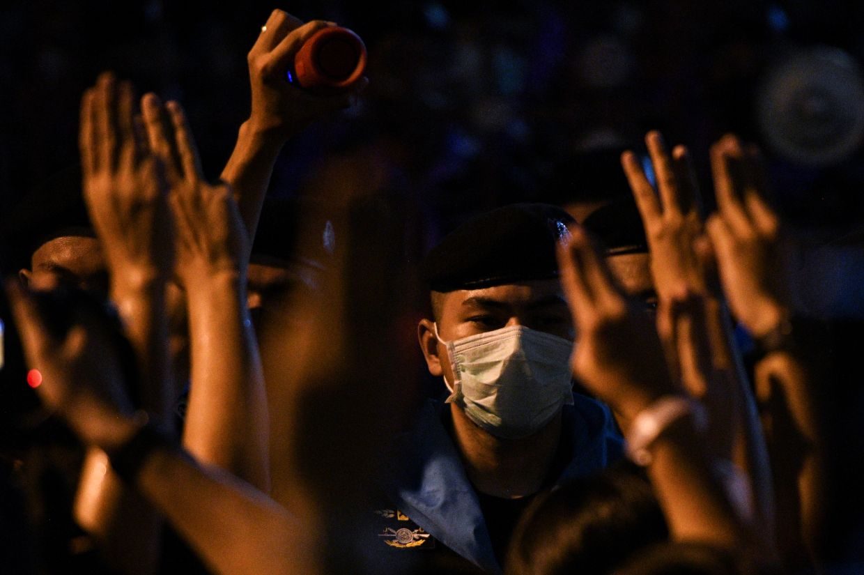 Prayuth's administration hasn't shown any willingness to compromise and clashes are possible going forward.