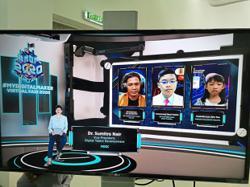 Talented youths shine in virtual fair