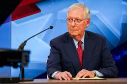 U.S. Senate's McConnell says it is 'reprehensible' that social media platforms blocked stories