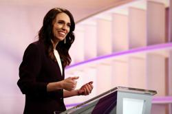 New Zealand's Ardern and Collins make final pleas to voters before election