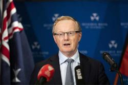 RBA governor opens door for further easing
