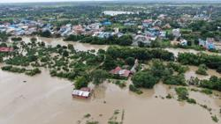 13 killed, over 12,000 evacuated in Cambodia due to flash floods
