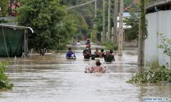 Death toll rising as floods wreak havoc in Cambodia (update)