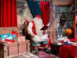 Christmas in danger as Santa's Lapland home feels pandemic chill