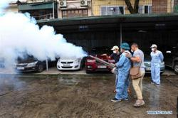 Laos: Dengue cases continue to surge; 2,621 people isolated on Covid-19 concerns