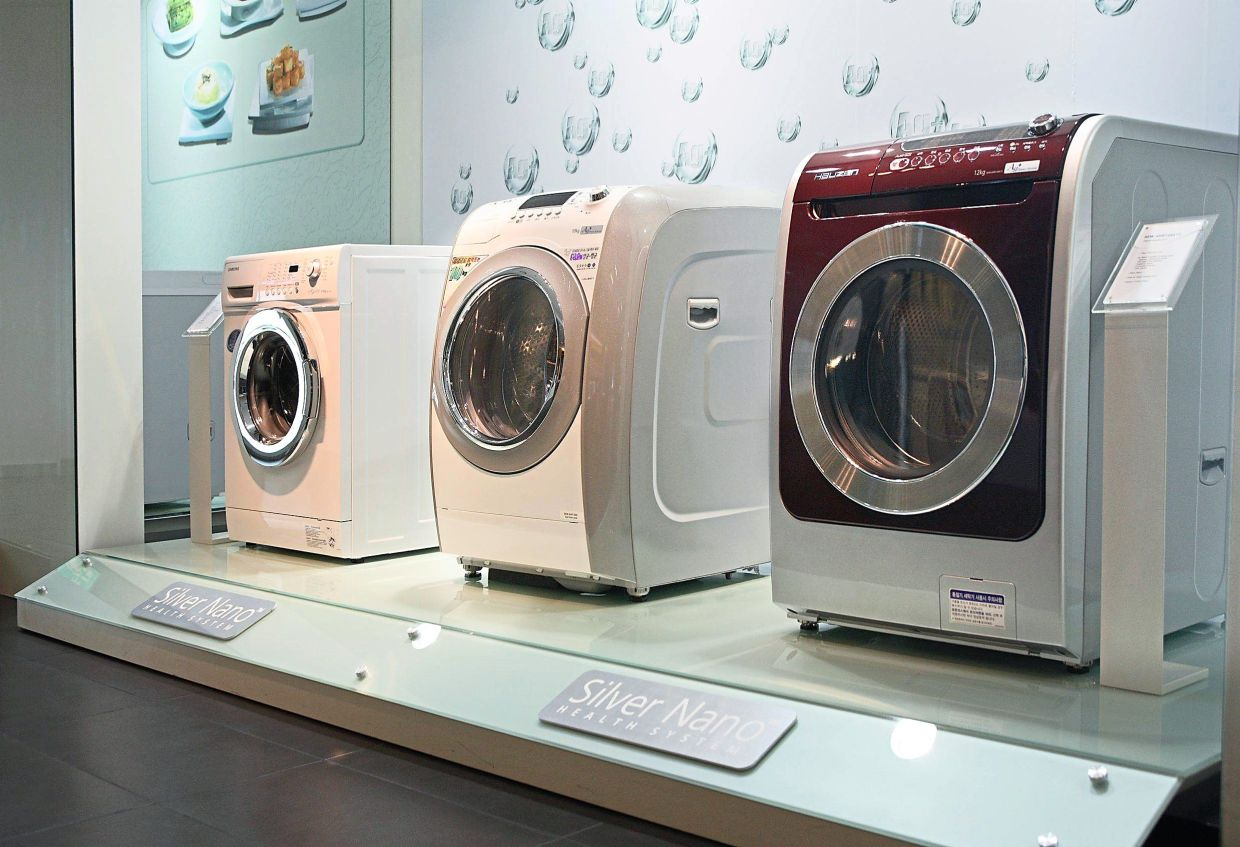 An edge: Home appliances producers had promoted the use of nanotechnology in their products a few years ago. — filepic