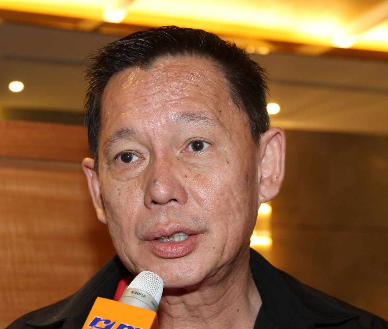 Sunway Malls and Theme Parks chief executive officer HC Chan