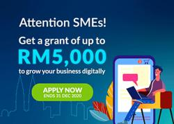 SMEs to receive grants for going digital