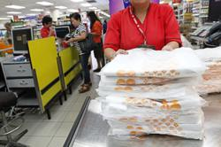 Plastic bag to cost RM1 in Penang