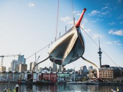 British, American challengers launch America's Cup yachts