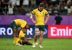 Wallabies' Hooper downplays Eden Park factor