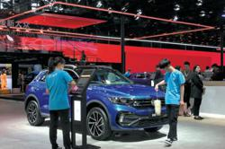 China reports robust sales growth in passenger cars