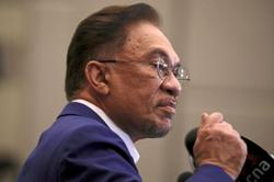 Bukit Aman recorded statements from Anwar on several issues on Friday (Oct 16)