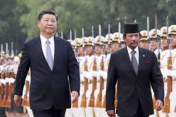 China ranks 4th largest trading partner for Brunei in 2019