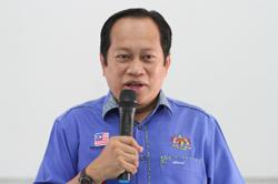 Muafakat rejects any leaders working with DAP, says Ahmad Maslan