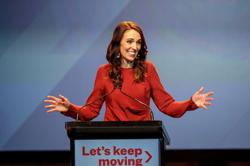 New Zealand's Ardern says her party has mandate to lead government