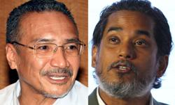 Hishammuddin, Khairy deny supporting Anwar for PM after letter goes viral