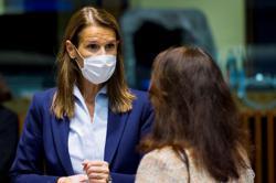 Belgian foreign minister tests positive for coronavirus