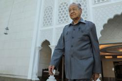 Dr M is Pejuang's choice for PM to