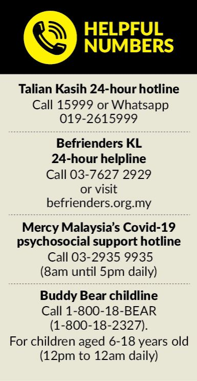Call these helplines if you need emotional or psychological support during the pandemic.