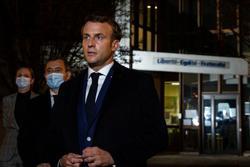 France's Macron says Armenia-Azerbaijan ceasefire must be respected