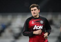 United captain Maguire dismisses crisis talk after big win at Newcastle