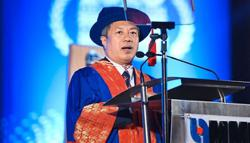 E-graduation for new norm