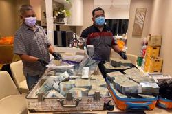 Cops nab 16, seize RM2.5mil in cash from prostitution syndicate