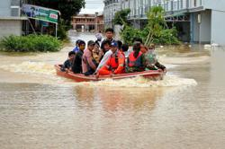 Cambodia: Flood situation gets worse - over 26,000 evacuated and 20 dead already