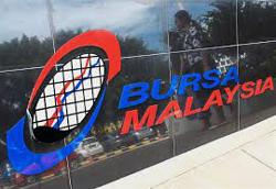 Foreign selling on Bursa at RM86m