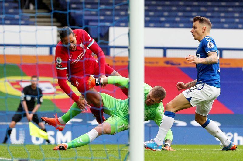 Liverpool's Van Dijk to undergo knee surgery   The Star