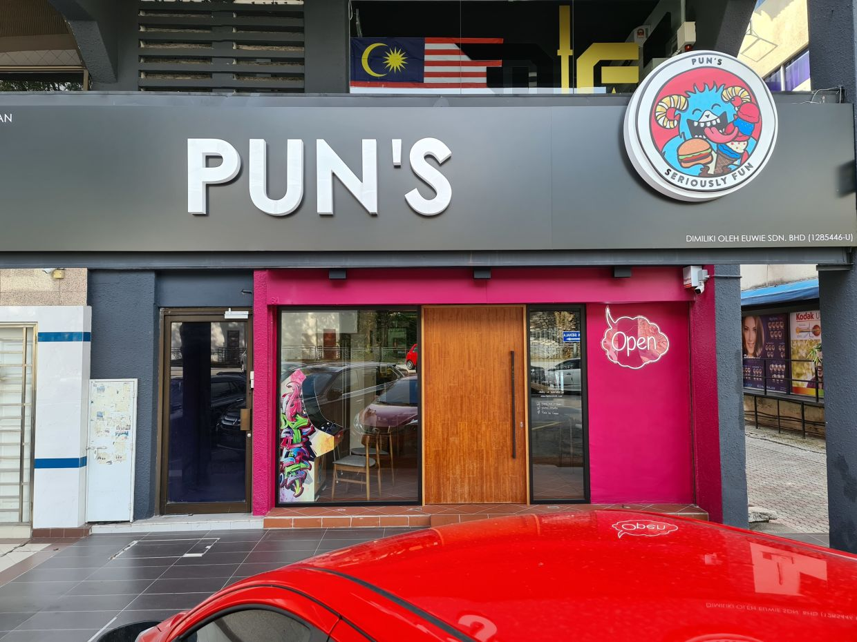 Pun's has rebounded from its inauspicious start as a result of a lot of hard work and resilience from Euwie and his team. — BEH E LAINE