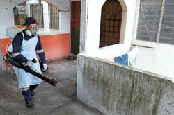 MPK carries out sanitisation at 14 hotspots