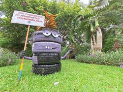 Minions 'invade' George Town