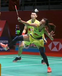 BAM come to Peng Soon-Liu Ying's rescue after they're left without place to train