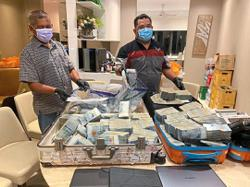 RM2.5mil seized in vice raid