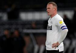 Rooney returns negative COVID-19 test but will miss games for Derby