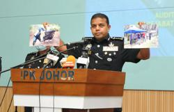 Missing retired police officer found dead at Johor oil palm estate
