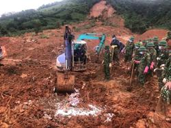 Vietnam: 22 soldiers found dead in landslide; PM calls for support for flood victims