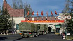 China-India border dispute: PLA troops in Tibet seen preparing for Himalayan winter