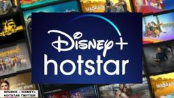 Disney streaming platform Hotstar set for Singapore launch on StarHub