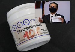 Dexamethasone more effective in treating Covid-19, says Health DG