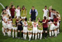 FA sets major trophy target for England women in next four years